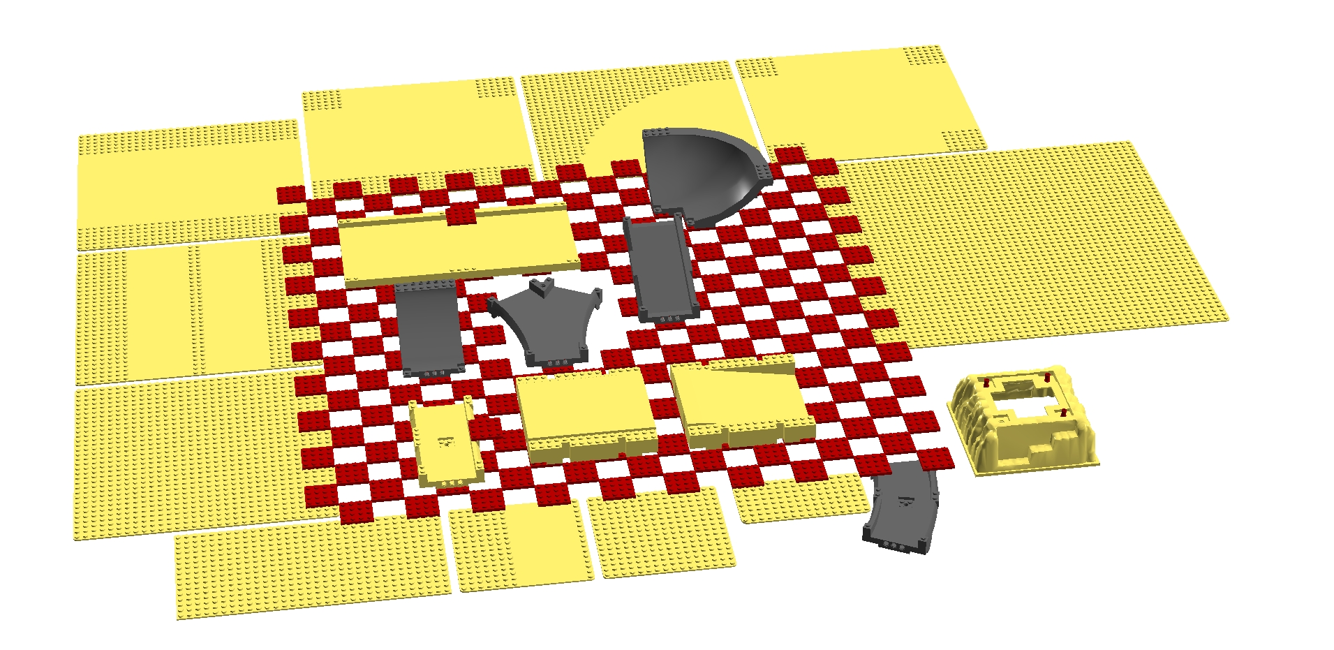 Parts Group 21 from Current LDraw.xml 4.40