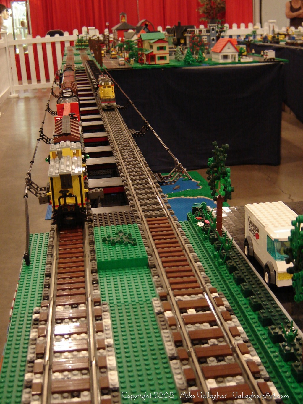Dsc02520 1 from Ohio State Fair 2008 GallaghersArt_dsc02520_1.jpg - My part of the COLTC LEGO display.