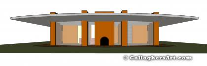 Rear view from Rammed Earth Designs 2 and 3 GallaghersArt_block_001_back.jpg - Rear View