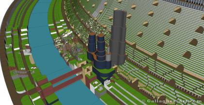Version 4 from City in a Building T4_ring_mod_20_19.jpg - Ver. 4 displaying multi level bridges