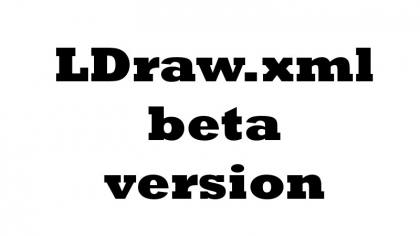 BETA Version from Current LDraw.xml 4.40 GallaghersArt_ldraw_beta.jpg - LDraw.xml 4.40  BETA Version
