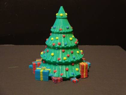 from 3d Printed Multi-part Christmas Tree GallaghersArt_GallagherArt_xtree_30_TB_CMY.jpg - Version# 30 6x color