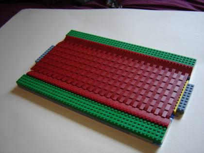 LEGO woven Road from Misc Custom LEGO Roads SP07_DSC02315.jpg - Woven Road Surface