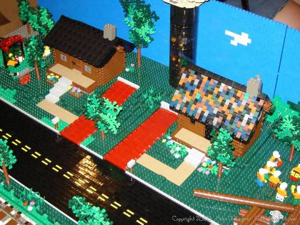 Dsc02480 2 from Ohio State Fair 2008 dsc02480_2.jpg - My part of the COLTC LEGO display.