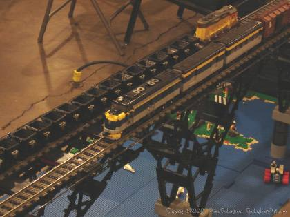 Dsc02523 1 from Ohio State Fair 2008 dsc02523_1.jpg - My part of the COLTC LEGO display.