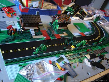 Osf 2008 dsc02425 2 from Ohio State Fair 2008 osf_2008_dsc02425_2.jpg - My part of the COLTC LEGO display.