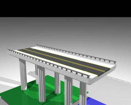 Bridge v9 01b from Concrete Style Bridge V9 bridge_v9_01b.jpg