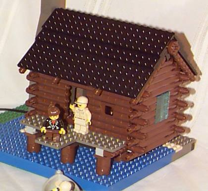 from LEGO Log Cabins a_logcabin.jpg