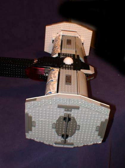 B side top bay from LEGO Space Mother Ship GallaghersArt_b_side_top_bay.jpg